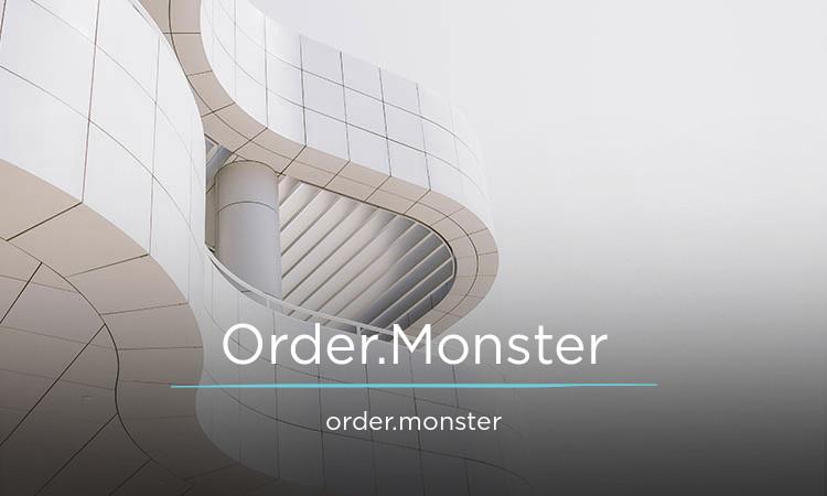 Order.Monster