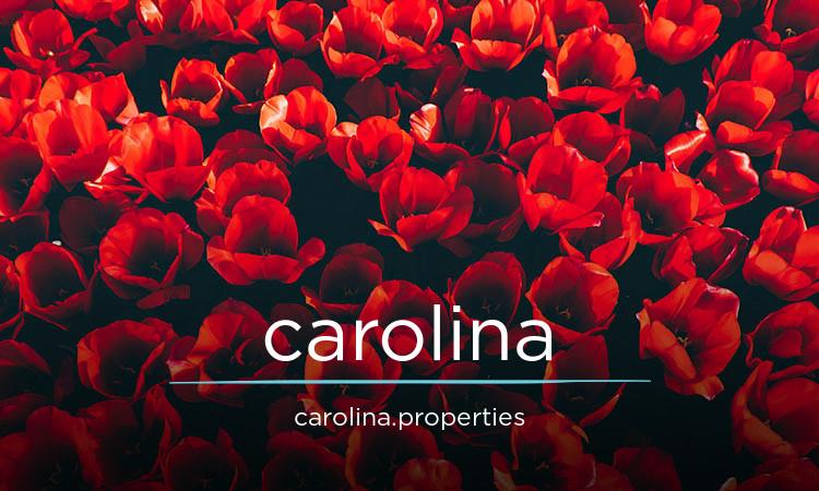 carolina.properties