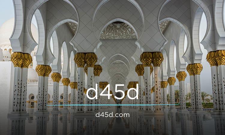 d45d.com
