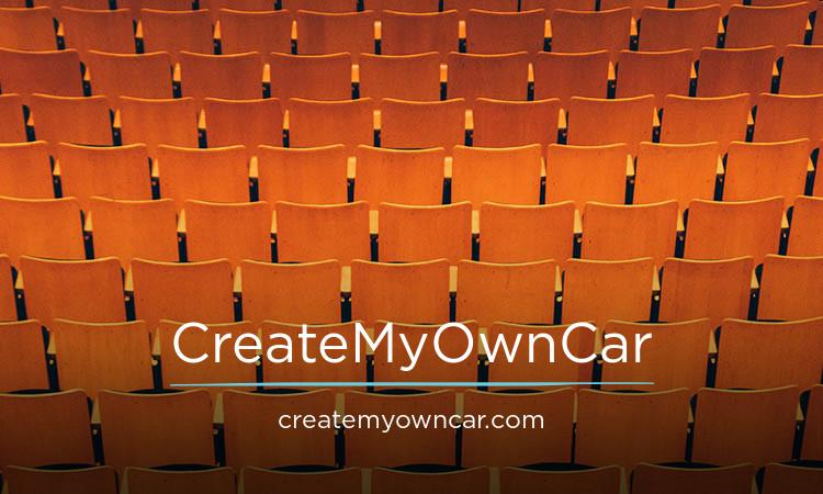 CreateMyOwnCar.com