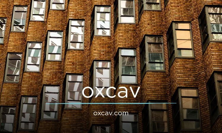 oxcav.com
