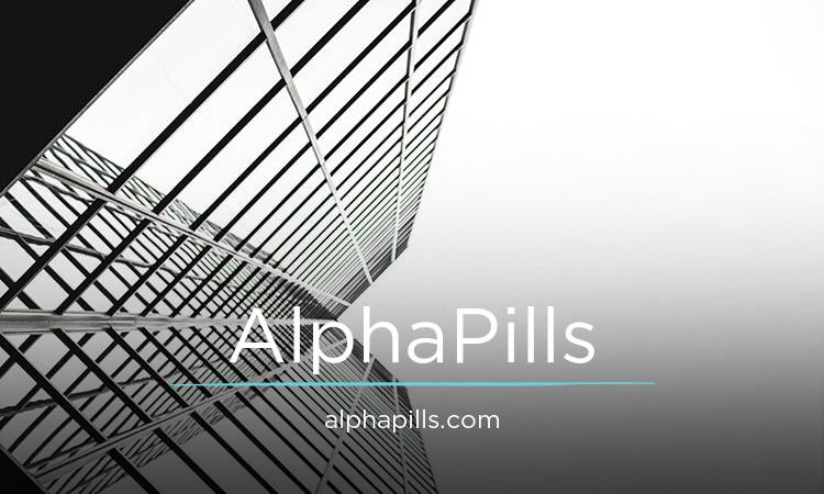 AlphaPills.com