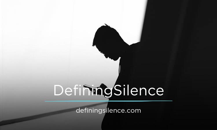 DefiningSilence.com