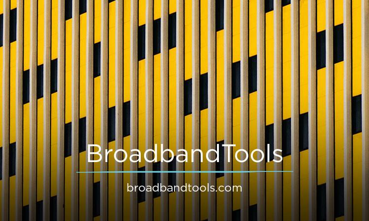 broadbandtools.com