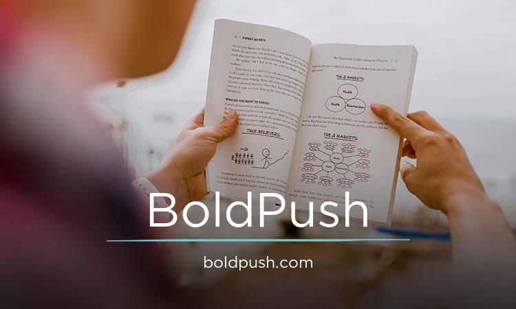 BoldPush.com