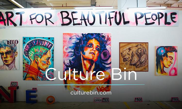 CultureBin.com