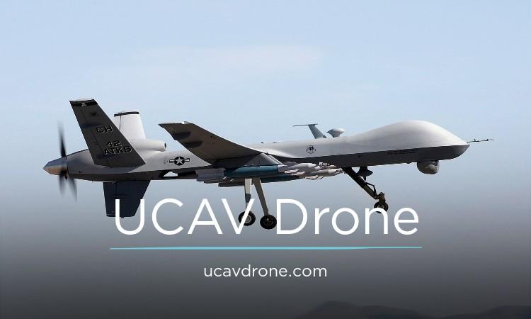 UCAVDrone.com