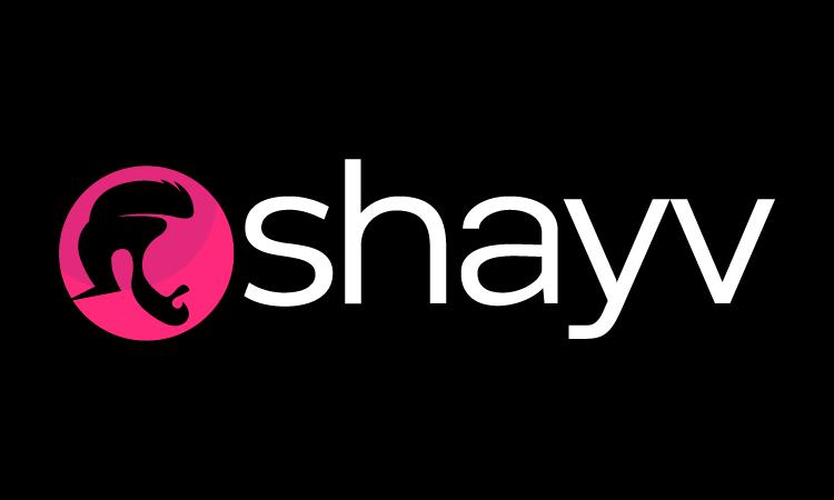Shayv.com