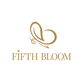 Logo Business Card For An Online Jewelry Shop Brand
